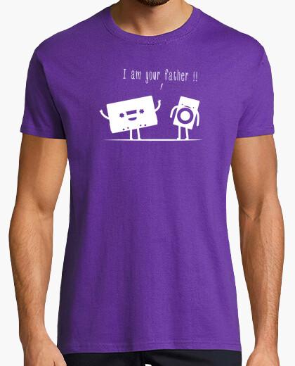 Camiseta soy tu padre
