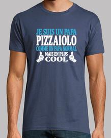 soy un cocinero de pizzas papa