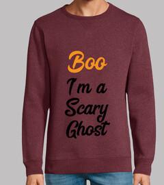¡Soy un fantasma aterrador!