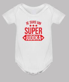 Soy un gran judoka