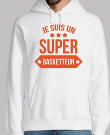 Soy un gran jugador de baloncesto