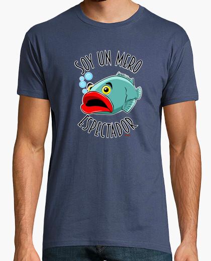 Camiseta Soy un mero espectador