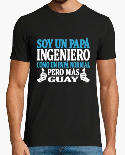 Camiseta soy un papá ingeniero