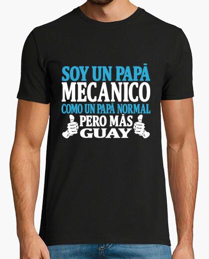 Camiseta soy un papá mecanico