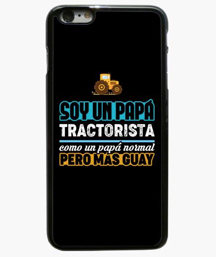 Funda iPhone 6 Plus / 6S Plus Soy Un Papá Tractorista