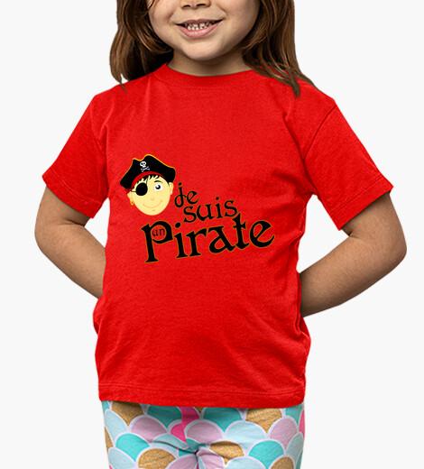 Ropa infantil soy un pirata