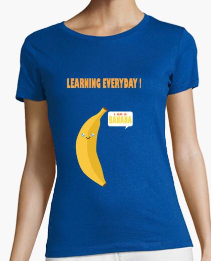 Camiseta soy un plátano