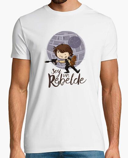Camiseta Soy un rebelde