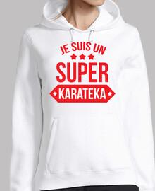 Soy una gran karateka