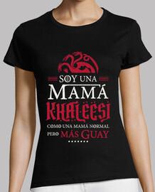 Soy una mamá khaleesi...