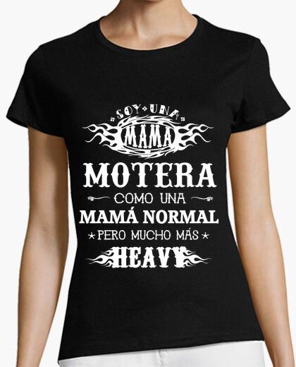 Camiseta SOY UNA MAMÁ MOTERA 2