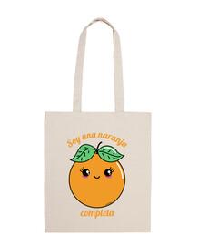 Soy una naranja completa