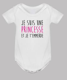 Soy una princesa ... / humor