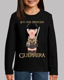 Soy una princesa guerrera - Xena