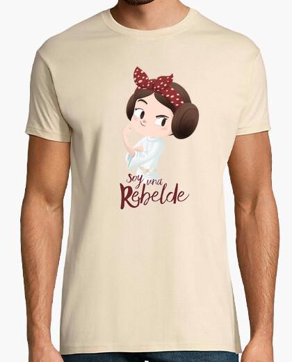 Camiseta Soy una rebelde