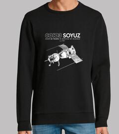 soyuz союз- vaisseau spatial - soviétiq