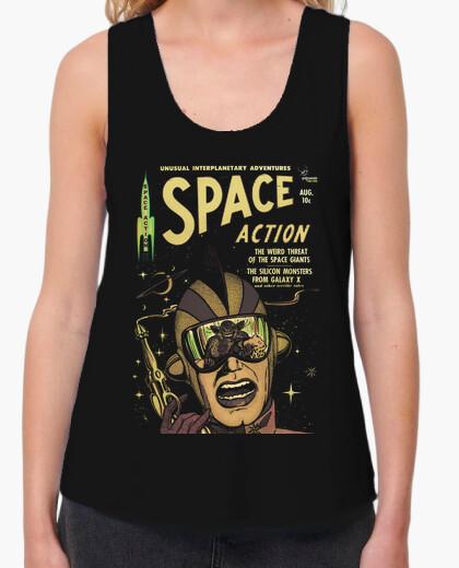 Camiseta Space Action C