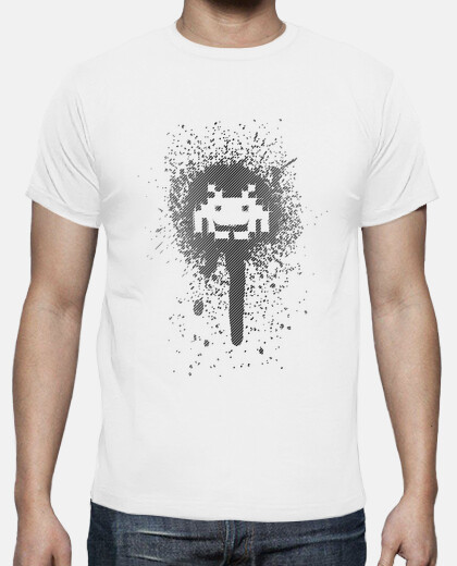 Space Blotch - Man T-Shirt