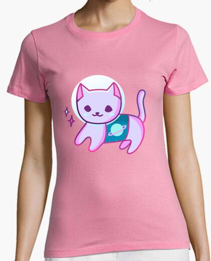 Camiseta Space Cat