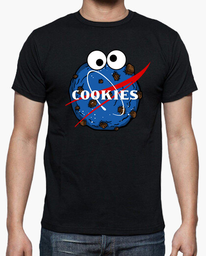 Space cookies t-shirt