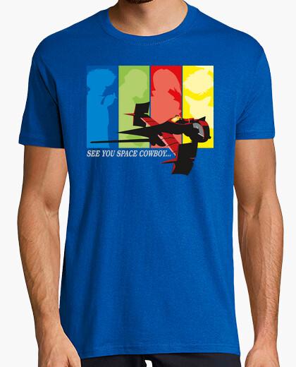 Camiseta Space Cowboy