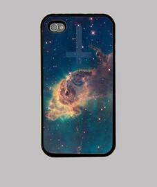 Space Cross - iPhone 4