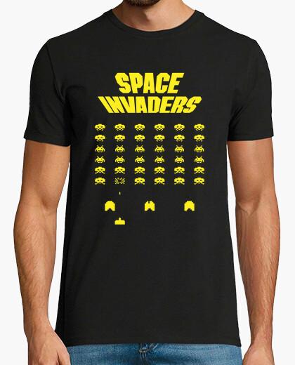 Space Invaders T Shirt 1778947 Tostadora Com