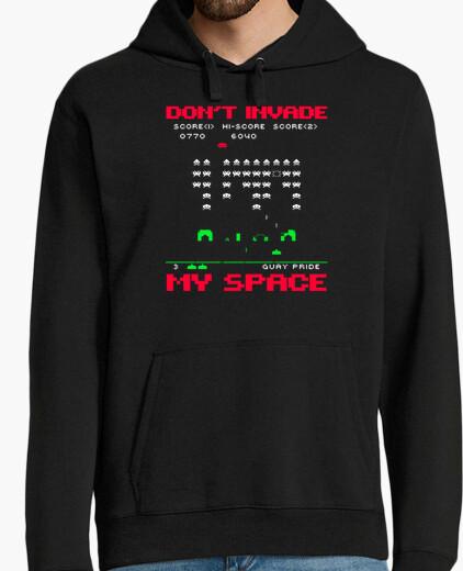 Felpa space invaders