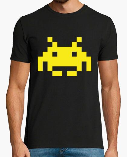 Camiseta Space invaders alien