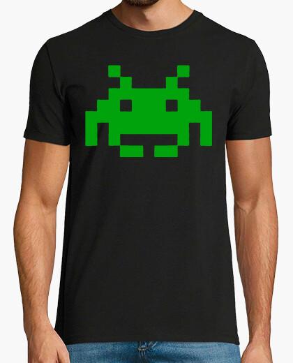 Space Invaders camisetas friki