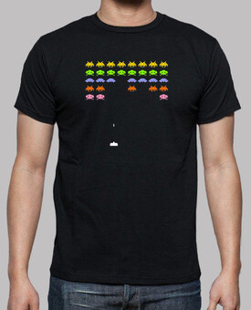 Space invaders Geek