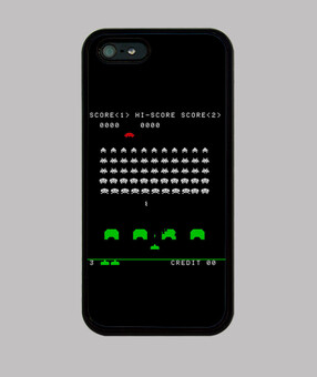 space invaders iphone 5