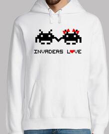 Space Invaders Love