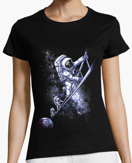 Camiseta Space Ladder
