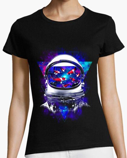 Camiseta Space Lagoon