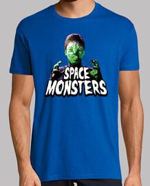 Space Monsters Retro Terror