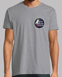 Space Shuttle Program Vintage Emblem Lo