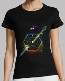 space travel frammentazione