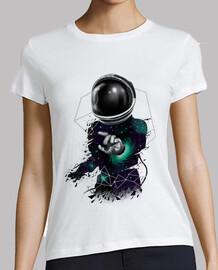 space warp shirt frauen