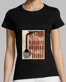 SPAGHETTI WESTERN_Camiseta mujer