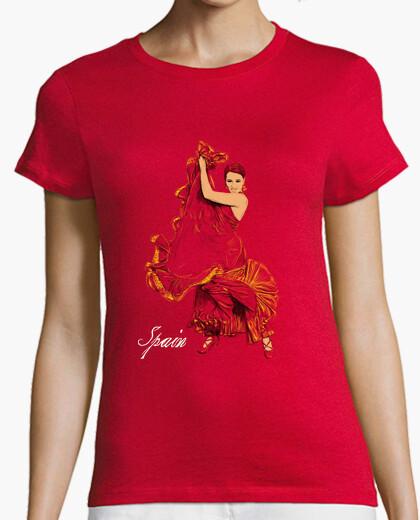T-shirt Spagna (Flamenco)