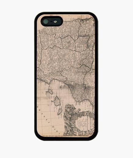 Cover iPhone spagna nel xviii secolo