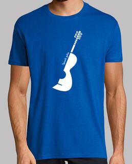 spanische gitarre weiß