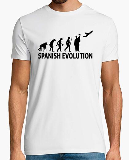 Camiseta Spanish Evolution C. Clara