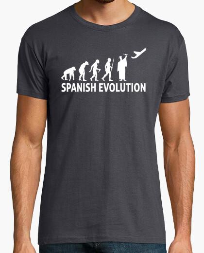 Camiseta Spanish Evolution C. Oscura