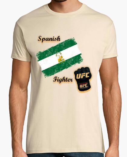 Camiseta spanish figther