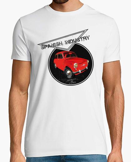 Camiseta SPANISH INDUSTRY
