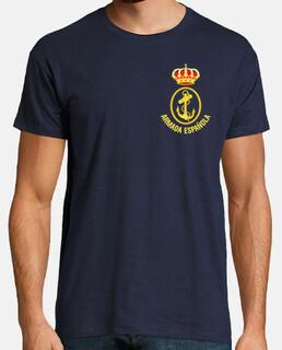 spanish navy shirt mod.01