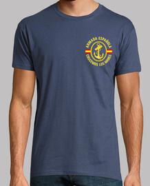 spanish navy shirt mod.11