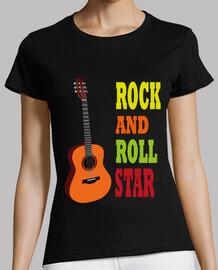 spanish rock guitar